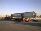سازه فلزی به وزن 34 تن و طول 16 متر  ترافیکی