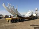 حمل سازه های فلزی استادیوم مشهد